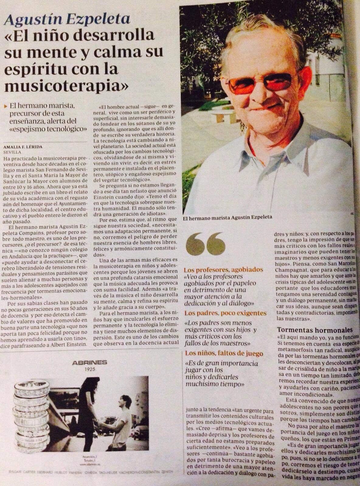 Entrevista Agustín